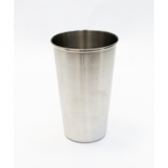 Стакан для коктейля 550 мл нерж. (GLB18S) /1/