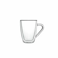 Кружка 320 мл. d=85, h=113 мм с двойными стенками Thermic Glass /2/