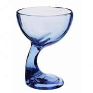 Креманка 360 мл. d=110, h=140 мм синяя Джерба /6/