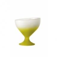 Креманка 360 мл. d=118, h=128 мм матовая зеленая Калифорния /6/
