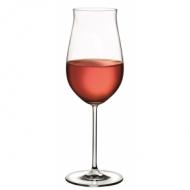 Бокал для вина 320 мл. d=57, h=220 мм роз. Винтаж /2/24/