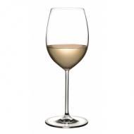 Бокал для вина 325 мл. d=64, h=208 мм бел. Винтаж /6/24/