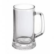 Кружка для пива 0,4 л. d=83, h=138 мм Ладья /9/504/