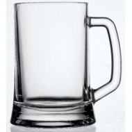 Кружка для пива 0,395 л. d=77/68, h=135 мм Паб Б /12/