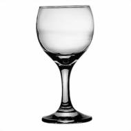 Бокал для вина 220 мл. d=74, h=150 мм красн. Бистро Б /100999/ /12/