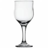 Бокал для вина 240 мл. d=75, h=163 мм красн. Тулип Б /24/