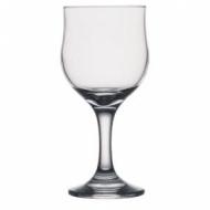 Бокал для вина 200 мл. d=71, h=156 мм бел. Тулип Б /24/