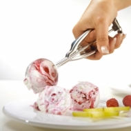 Ложка для мороженого 50 мм. с механизм. Pinti