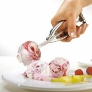 Ложка для мороженого 63 мм. с механизмом Pinti