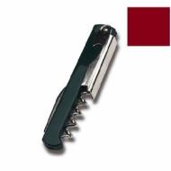 Нарзанник 3-х функц. нерж. одноступен. 13 см. бордовый Bonzer
