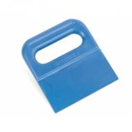 Скребок (разделитель для теста) 13,5*14,5 см. пластм. Gimetal