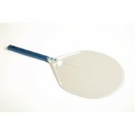 Лопата для пиццы d=37 см. с короткой ручкой, алюм. Gimetal