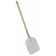 Лопата для пиццы алюм.30см с дерев.ручк.(50см) MGSteel