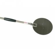 Лопата для пиццы поворотная d=17 см. l=150 см, нерж. Gimetal