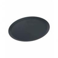Противень для пиццы d=28 см. с низк. бортами голуб.сталь FM PRO /5/