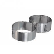 Форма для выкладки/выпечки раздвижная d=16,5-32 см APS
