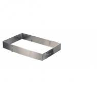 Форма для выкладки/выпечки раздвижная L=19*28-34*54 см прямоуг. APS