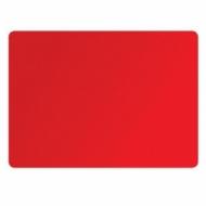 Коврик силиконовый 40*50 см. красный Linden