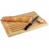 Доска для хлеба бук 530х325мм. h=2 см. (GN 1/1) APS