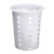 Емкость для столовых приборов (стакан) d=115 мм. h=145 мм. пластик. BARTSCHER