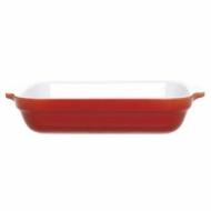 Форма для лазаньи 33,5*22,5 см. красная EMILE HENRY