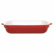Форма для лазаньи 38,5*25,5 см. красная EMILE HENRY