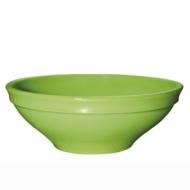 Салатник керамический d=240 мм. 2 л. h=9 см. светло-зеленый EMILE HENRY