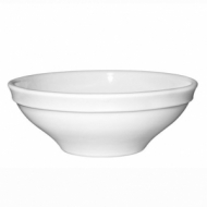 Салатник керамический d=290 мм. 3,5 л. h=11 см. светло-серый EMILE HENRY