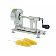 "Приспособление для нарезки картофеля-фри ""Спирал Фрай"" 2,25 мм нерж. база на присосках Tellier"