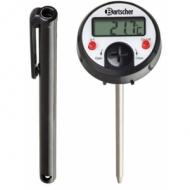 Термометр электр. с иглой 110 мм. круглый (-50...+150) BARTSCHER