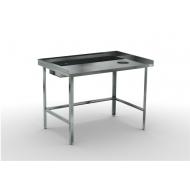 Стол для овощей Кобор С0-120/80