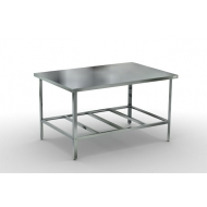 Стол производственный  950х600х870 без борта Эконом