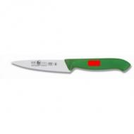Нож для овощей 100/210 мм красный HoReCa Icel