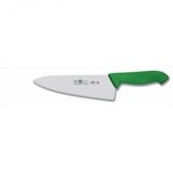"""Нож поварской 200/335 мм """"Шеф"""" зеленый HoReCa Icel"""