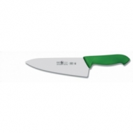 """Нож поварской 300/430 мм """"Шеф"""" зеленый HoReCa Icel"""