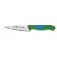 Нож для овощей 100/210 мм синий HoReCa Icel