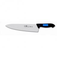 """Нож поварской 250/395 мм """"Шеф"""" синий HoReCa Icel"""