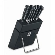 Набор ножей 7 пр.в дерев.подставке Icel Z