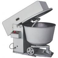 Тестомесильная машина ПЕНЗМАШ ТММ-140.2 с дежой из углеродистой стали