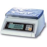 Весы 5 кг CAS SW-05WDD (двойной дисплей)