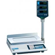 Весы 15 кг CAS AP-1-15М BT