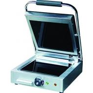 Пресс-гриль 1-но секционный GASTRORAG NPL-EC-1 340х480х170 мм