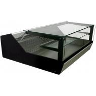 Витрина холодильная Carboma AC87 SM 1,0-1 (ВХС-1,0 Cube Арго XL Техно)