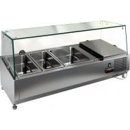 Витрина холодильная HICOLD VRTG 1000