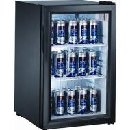 Шкаф холодильный витринного типа GASTRORAG BC68-MS от 0 до 10 °C