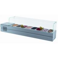 Витрина холодильная ATESY Болоньезе-8 от 2 до 4 °С