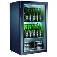 Шкаф холодильный витринного типа GASTRORAG BC98-MS от 0 до 10 °C