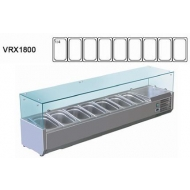 Витрина холодильная Forcool VRX 1800/330 от 4 до 8 °С