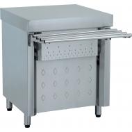Кассовый стол центральный Белла-Нева-2004 700х1000х900 мм