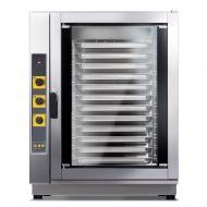 Пароконвектомат 12 уровней GN 1/1 TECNOEKA KF 1010 A UD-GA 965х845х1250 мм